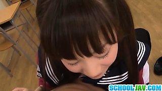 Classroom POV Sex With Wild Schoolgirl Yuri Shinomiya