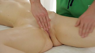 Erotic video shows Ariadna getting fucked hard