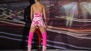Sofia Fox - Gymnastic Video part 2