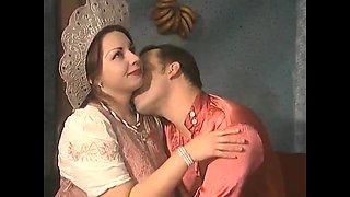 Vintage Russian amateur sex tape