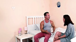 german ugly saggy tits housewife get fucked