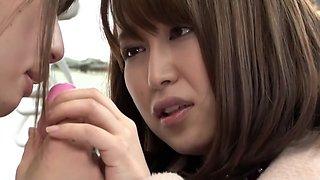 Fabulous Japanese girl in Exotic Nipples, HD JAV movie