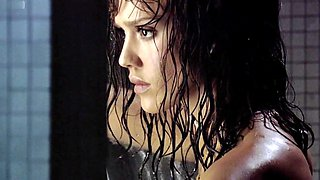 Mayra Leal,Jessica Alba,Alicia Rachel Marek,Lindsay Lohan,Michelle Rodriguez in Machete (2010)