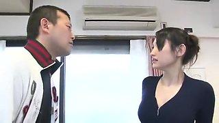Incredible Japanese chick Azumi Mizushima in Amazing Cunnilingus, Compilation JAV clip