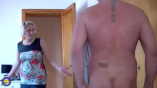 Taboo family porn from Germany