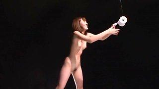 Incredible Japanese girl in Hottest Creampie, Masturbation JAV clip