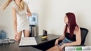Alexa and Jewels in Getting Sluts To Understand