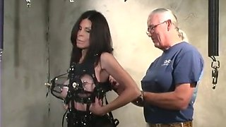 Fabulous porn video Bondage exotic only here