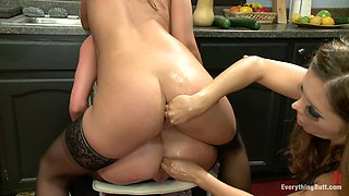 AMAZING ANAL Extreme Ass Fetish
