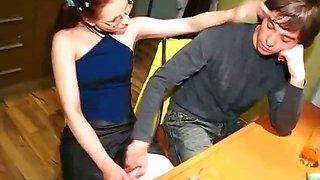 Sperm on pussy