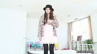 Emotional busty Jap beauty China Mimura is hammered missionary darn great