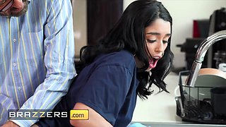 Brazzers Steve Holmes Vanessa Sky Anal About Chores