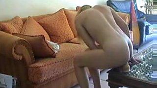 15 orgasms caught on hidden cam