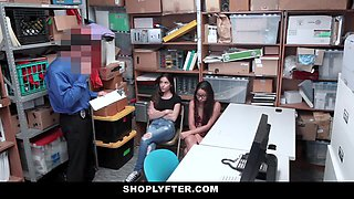 Arielle Faye    Jasmine Summers in Case No. 4469525 - Shoplyfter