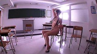 Incredible Japanese whore Risa Murakami, Leila Aisaki, Akari Hoshino in Amazing Gangbang, Blowjob/Fera JAV clip