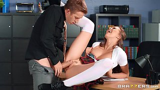 A D Well Earned Free Video With Danny D & Stacy Cruz - Brazzers