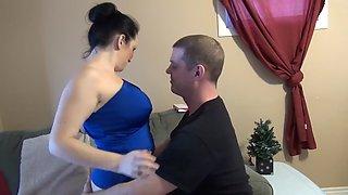 Son pregnant her stepmom