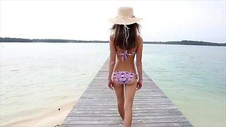 Gina Gerson Thailand holiday sex
