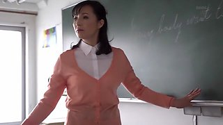 Fabulous Japanese slut Nobuko Terabayashi in Incredible secretary, solo girl JAV scene