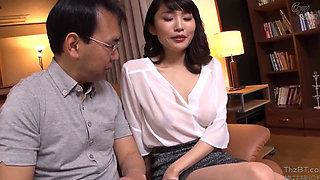 Fuck With Japanese Housewife Next Door
