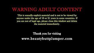 BEAUTY BUTTPLMPER