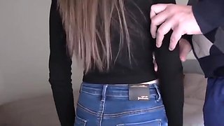 Horny Stepdad Decides To Fuck His Hot Step Daughter