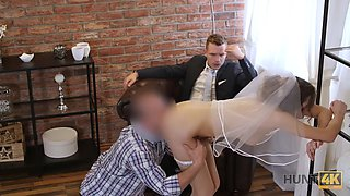 Abused bride