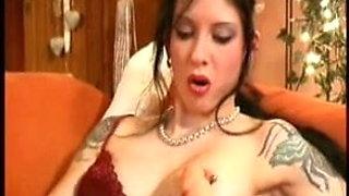 Heavy pierced and tattooed slut fucked Body Piercings fetish