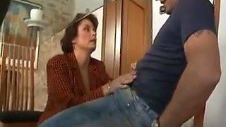 Hot italian Mature - Anal fuck