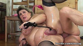 Lusita in Lusita - Old Fucking Fat Horny Momma - PornXn