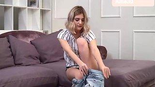 Virginity losing teen