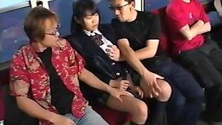 Pantyless Girl School Student