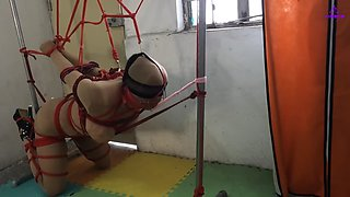 Asian bondage play toy