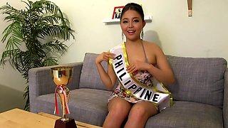 Jennifer in Miss Phillipines VIP First Nakadashi part 1.1