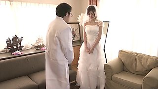 Hnd-964 Immediately Before The Wedding, I Was Confessed