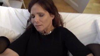 Ajx american milf in prague, brutal anal 63