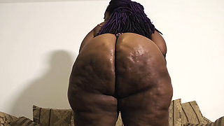 Ms Marshae Stroke Your Dick To My Divine Ebony Ass 4k