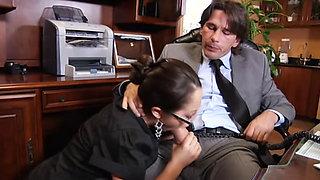 Kristina Rose - Its A Secretary Thing 2