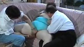 Crazy retro porn clip from the Golden Epoch
