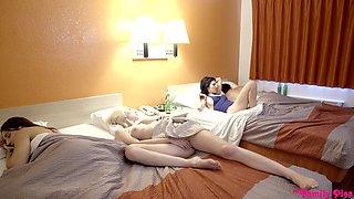 Marvelous bedroom XXX romance with best friend's BF