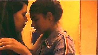 Indian telugu sisters Sambavi and Soni have lesbian sex
