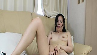 Mari Inui - Horny Aged JAV Hairy Pussy Filled With Sperm