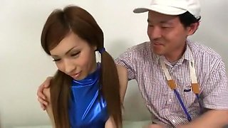 Amazing Japanese chick in Horny Casting, Handjobs JAV scene