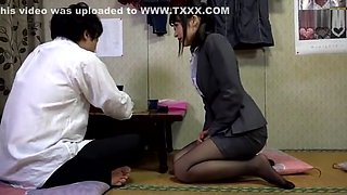 Japanese Teacher Pantyhose Piss 0001