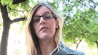 Hot Pierced Alice Fucks the Erotic Photographer in Budapest