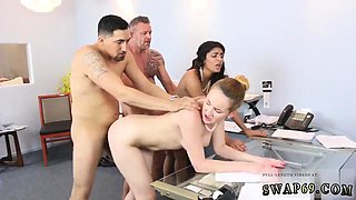 Hypnosis on the big breast family Bring Your crony's daughte