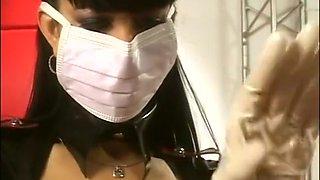 Exotic pornstars Nastasia Sweet and Kristal Summers in fabulous nurse, bdsm sex video