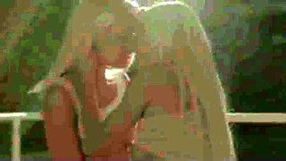 Two Swedish blonde angels havingsex