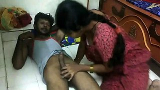 desi indian village telgu married couple fucking late night