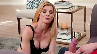 Cory Chase Wife Forced To Fuck Husbands Boss